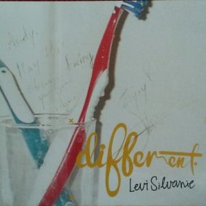 Levi Silvanie CD Different Signed