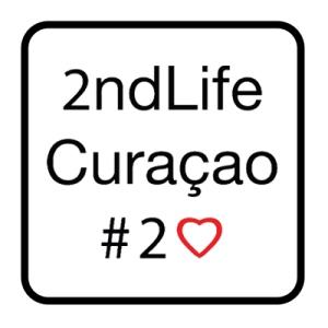 2ndLife Curacao Social Media Logo
