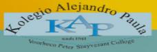 Kolegio Alejandro Paula Logo