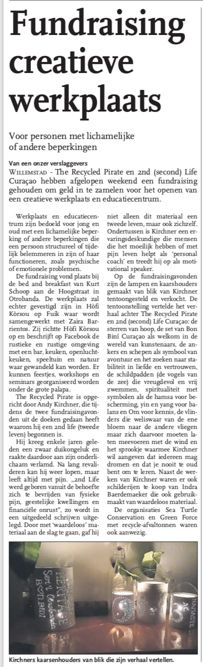 Antiliaans Dagblad July 9 2018